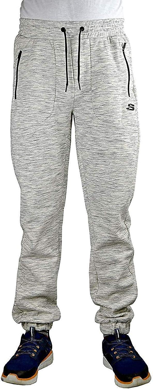 Skechers Caballeros Pantalones De Correr Pantalones Chándal ...