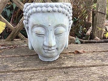 Small Size 13cm diameter Pot Cover Buddha Planter