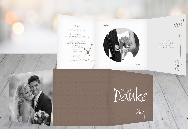 Kartenparadies Danksagung für Hochzeitsgeschenke Hochzeit Dankeskarte abstrakte Blaumen, hochwertige Danksagungskarte Hochzeitsglückwünsche inklusive Umschläge   20 Karten - (Format  145x145 mm) Farbe  Sonnengelb B01NBX0A7Y | Qualität