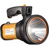 Bright Rechargeable Searchlight handheld LED Flashlight Tactical Flashlight with Handle CREE L2 Spotlight 1200 Lumens…