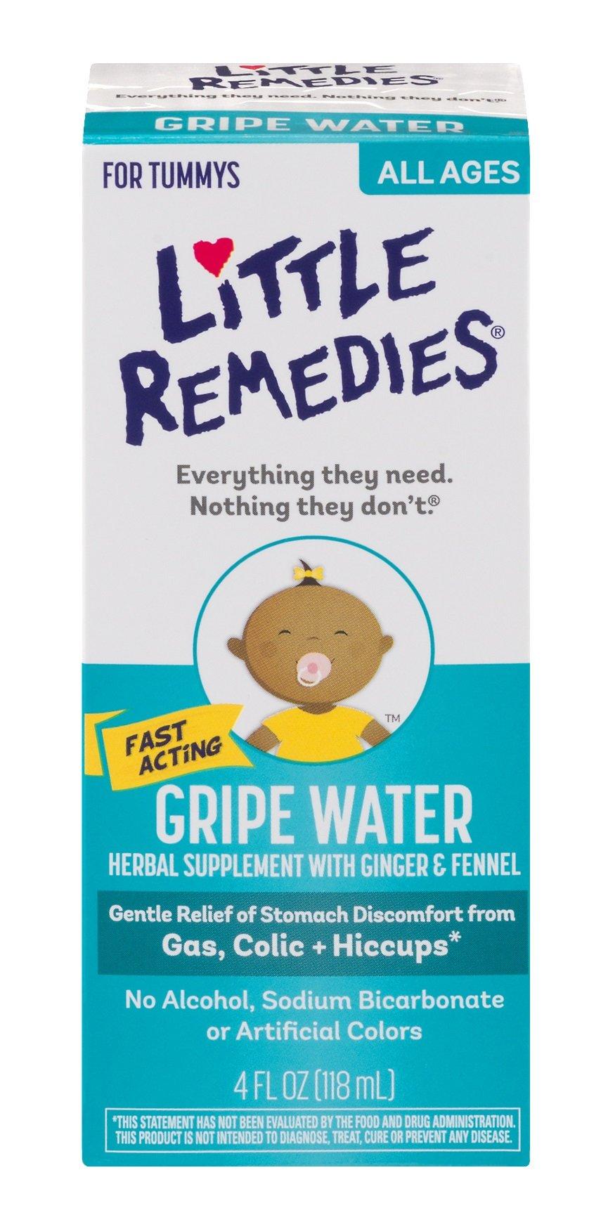 Little Remedies Gripe Water 4 oz