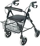 Nrs Healthcare M39634 Deambulatore in Alluminio Mobility Care