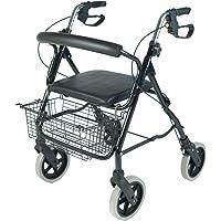 NRS Healthcare M39634 - Andador con 4 ruedas