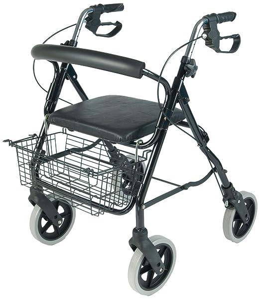 51 opinioni per Nrs Healthcare M39634 Deambulatore in Alluminio Mobility Care