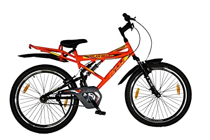 56a51ba2562 Buy Atlas Beast IBC Triple Shox 26 Inches Single Speed Bike for ...