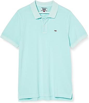 Tommy Hilfiger TJM Lightweight Polo Camisa para Hombre: Amazon.es: Ropa y accesorios