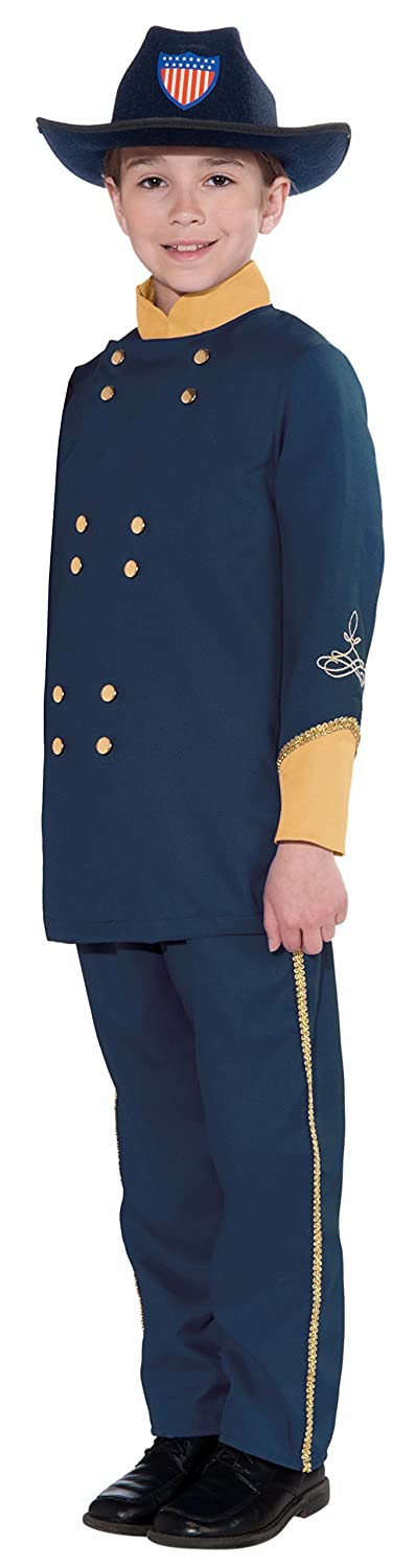 Forum Novelties Union Officer Child's Costume, Large