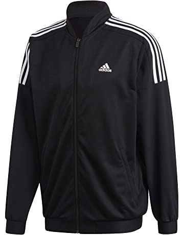 3515ff5422 adidas Men's Sport Id Woven Bomber Track Top