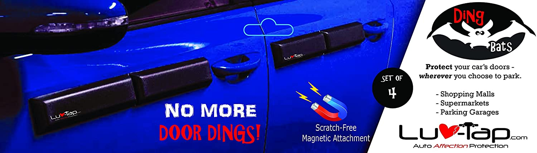 Ding Bats Removable Magnetic Car Door Protector Car