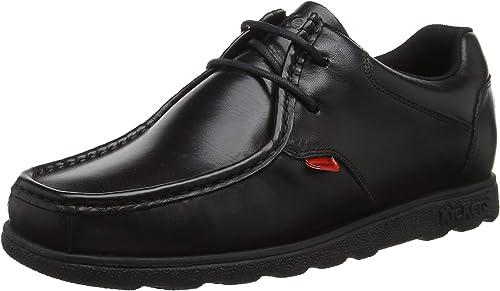 Kickers Fragma15 Lace Lthr Am, Zapatos de Cordones Derby para Hombre