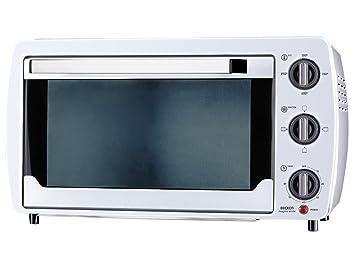 Becken JK-2001W - Mini horno 20l blanco