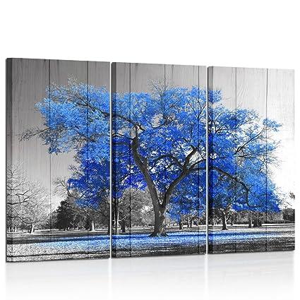 Amazon.com: Kreative Arts Canvas Print Wall Art Painting ...