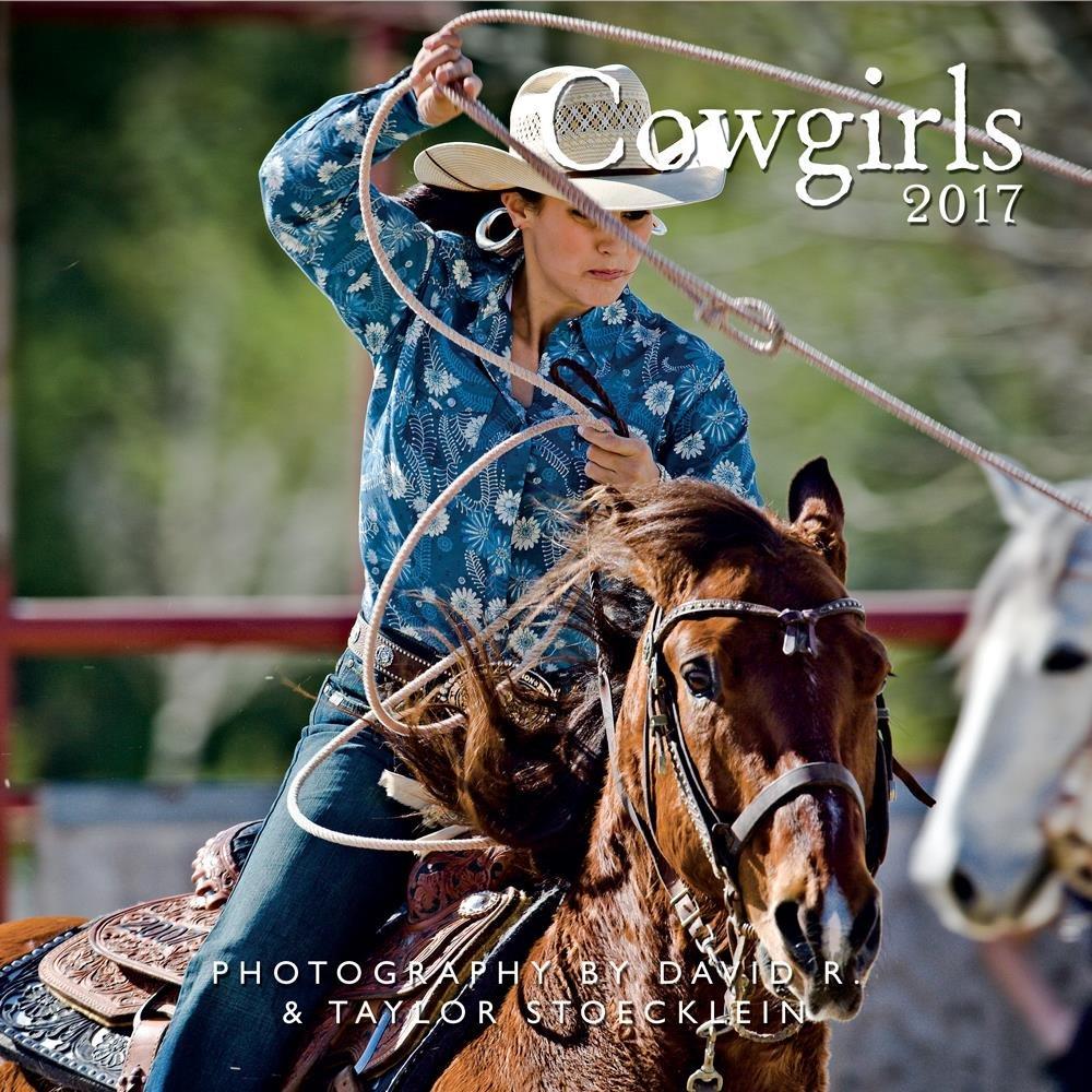 2017 Cowgirls Calendar PDF