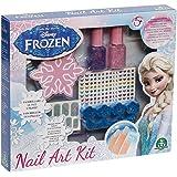La Reine des Neiges - 5890.0 - Maquillage - Coffret Nail Kit