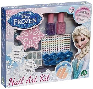 kit ongles reine des neiges