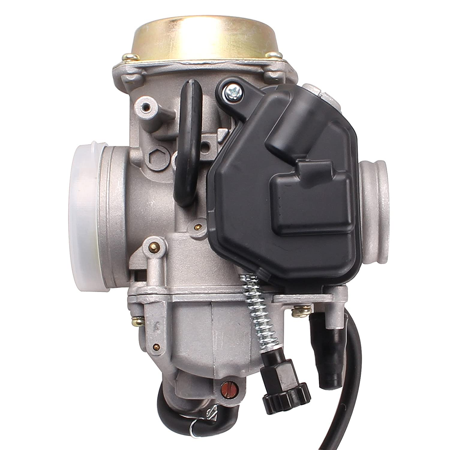 Heart Horse Carburetor For Honda 450 Trx450es Fe Fm S Rancher 350 Diagram Car Tuning Fourtrax Foreman 98 99 00 01 02 03 04 Automotive