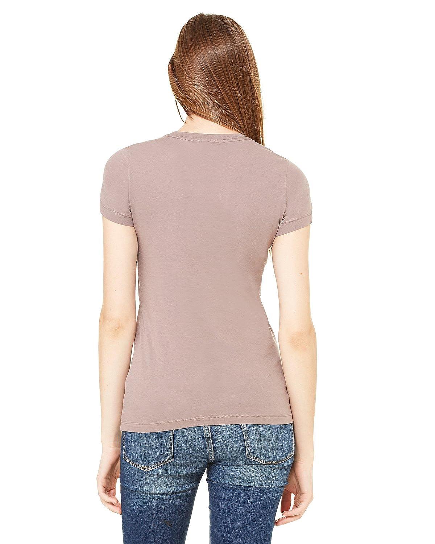 Canvas Ladies The Favorite T-Shirt S - Style # 6004 - Original Label Bella White