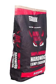 Jealous Devil 100% Natural Hardwood Quebracho Blanco Lump Charcoal