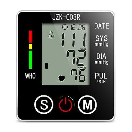 Monitor de Tensión Toprime- 003 El Modo Silencioso Monitor de Presión Arterial de Muñeca con
