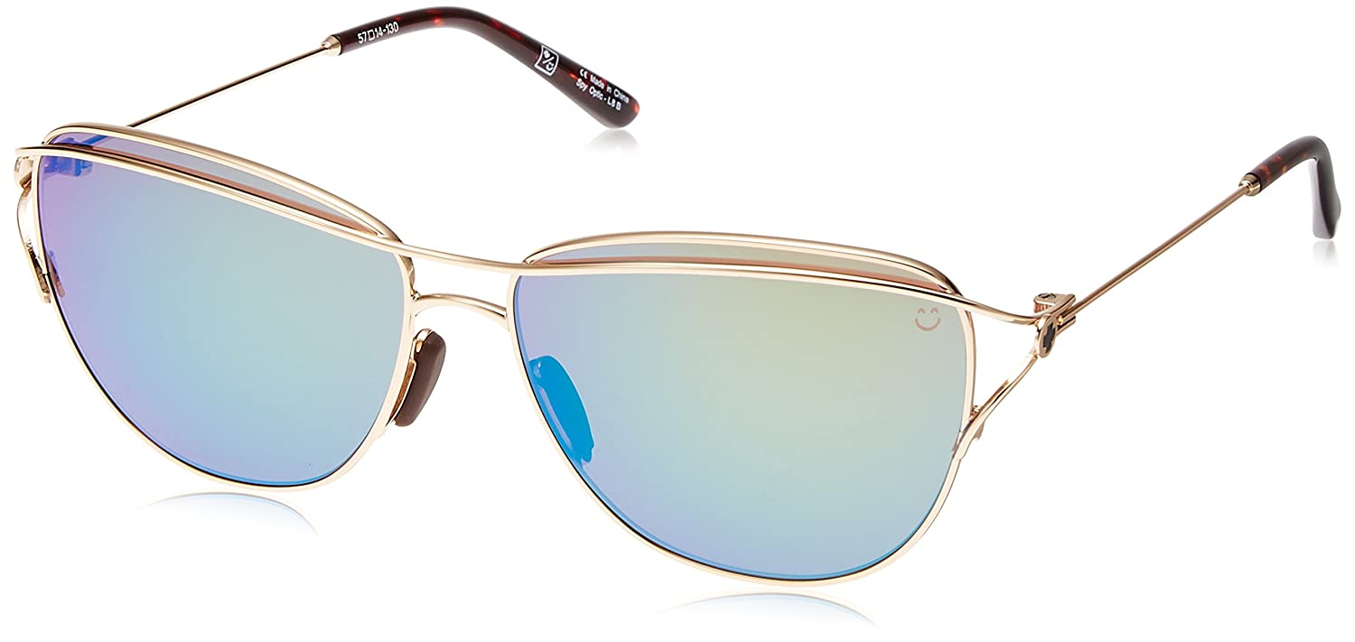 94f1664bd74d9 MARINA GOLD GOLD - HAPPY BRONZE W EMERALD SPECTRA at Amazon Men s Clothing  store