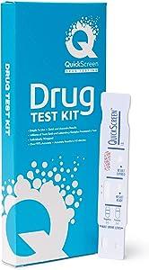 Phamatech Quickscreen Urine Drug Test Cocaine 300ng/mL - 1 Panel - Pack of 5