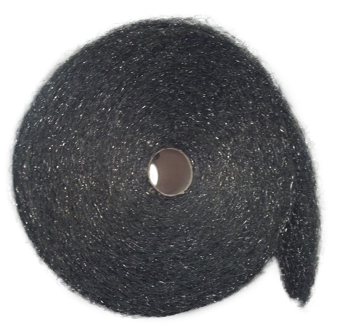 FINE Stainless Steel Wool, 5lb Roll