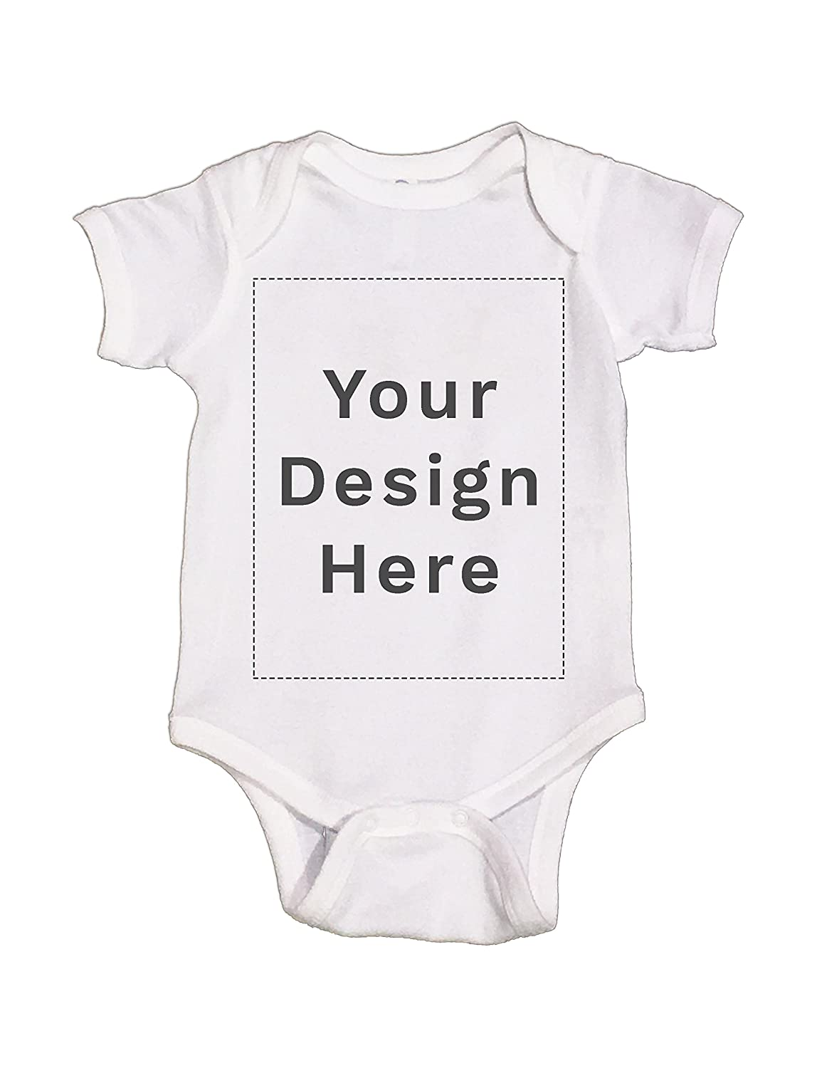ffea5de6b16 PERSONALIZE A ONESIE by adding your custom design. Select size then  customize! Message us if you have questions about your design or any  special requests