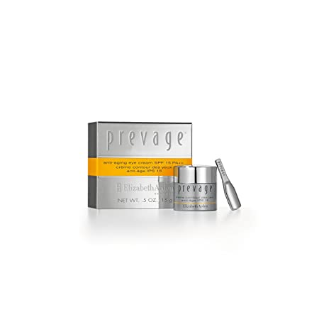 Elizabeth Arden Prevage Anti-Aging Eye Cream Sunscreen SPF 15, 0.5 oz