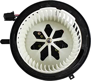 BOXI Blower Motor Fan Assembly without regulater for BMW E90 F25 F26 E89 128i 135i 325i 325xi 328i 328xi 330xi 330i 335d 335i 335xi M3 Z4 X1 / 64119227670 700218