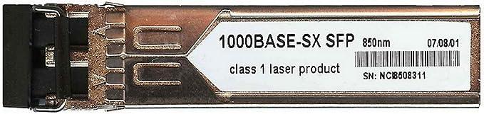3Com Compatible 3CSFP92-1000BASE-LX SFP Transceiver, Importado de UK