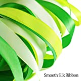 Hangnuo 30 Pack Wedding Wands Ribbon Streamers with