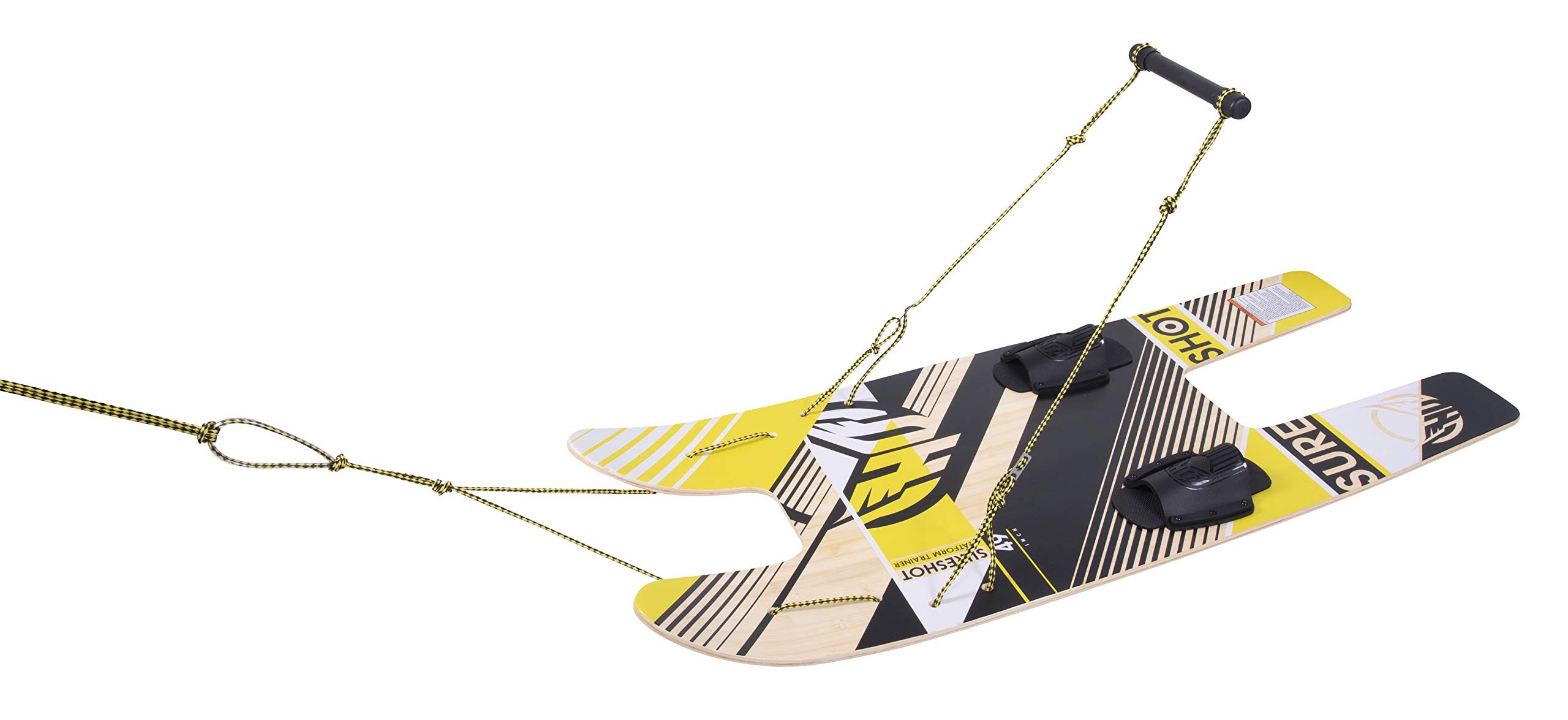 HO Sports Sure Shot Platform Trainer with Rope Water Ski