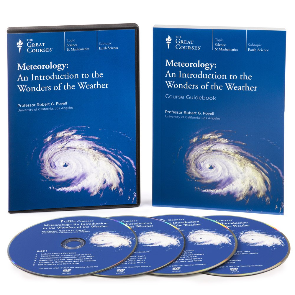 amazon com meteorology an introduction to the wonders of the