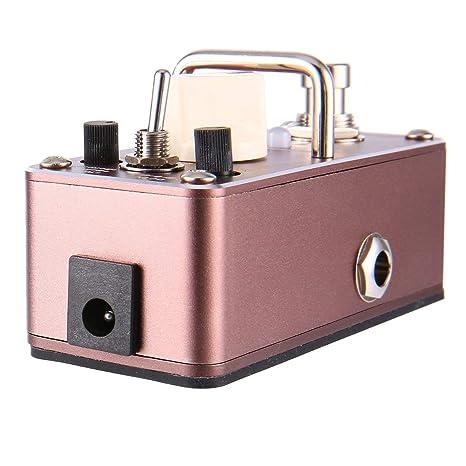 Lorenlli Fit Aroma AOS-3 Octpus Octava polifónica de guitarra eléctrica Pedal de efecto Mini