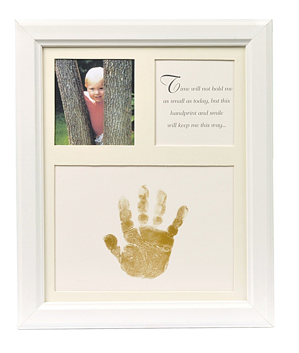 Amazon.com : The Grandparent Gift Co. Baby Keepsakes Little Hands ...