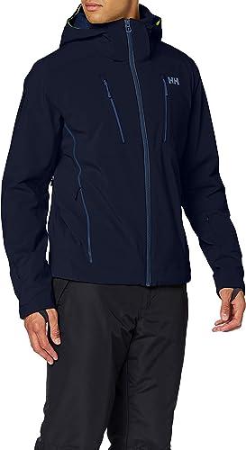 TALLA M. Helly Hansen Alpha 3.0 Jacket Chaqueta Hombre