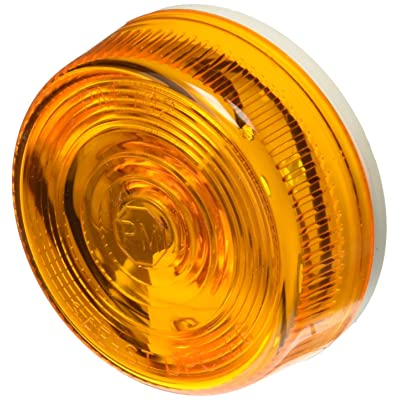 Peterson Manufacturing V102A Amber Surface Mount Light: Automotive