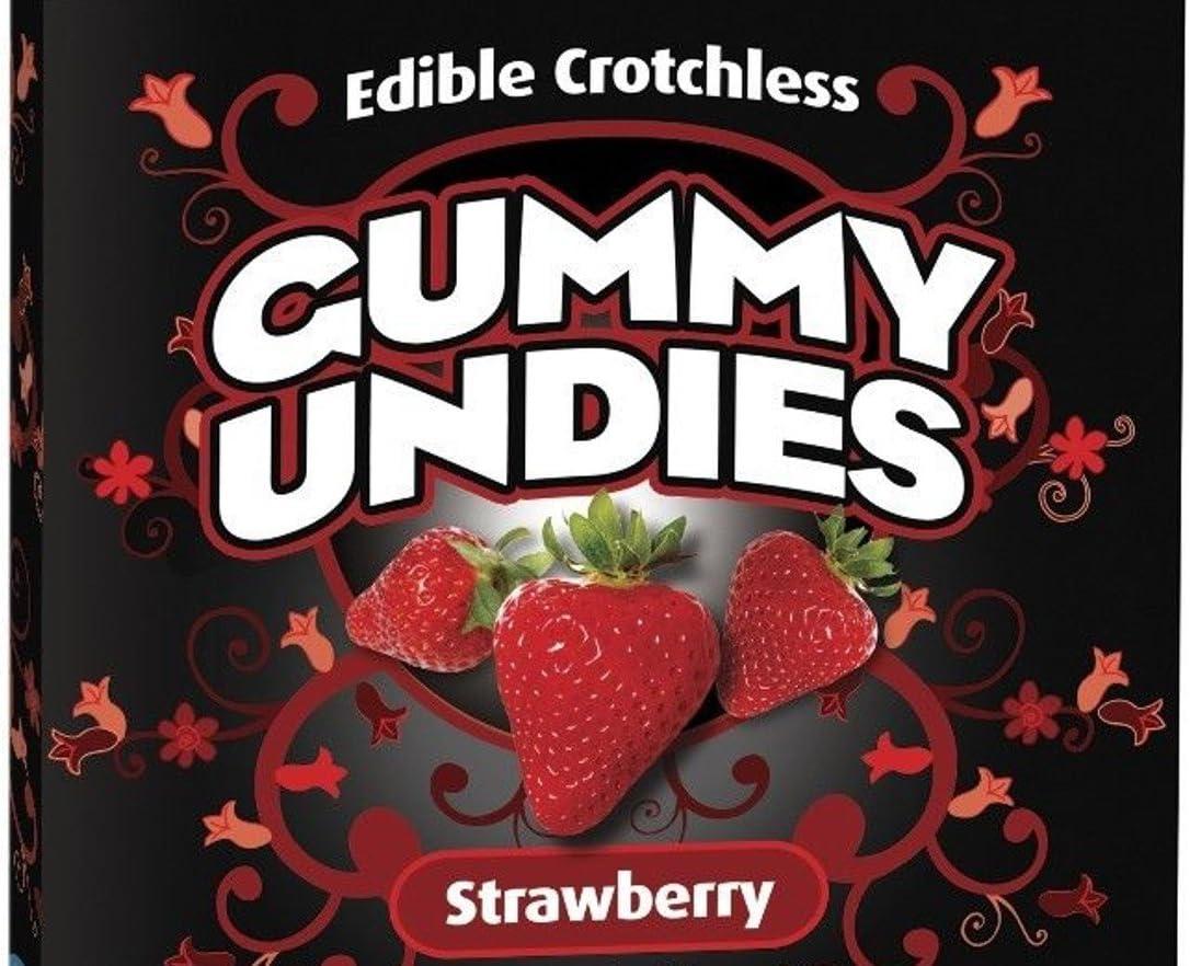 Edible Crotchless Panties