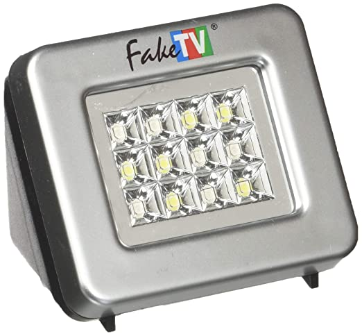 Buy FakeTV FTV-11-US Extra Bright Burglar Deterrent Online