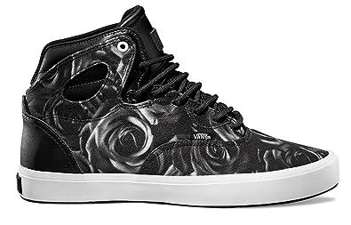 f047bee0fa Vans Men s Bushwick OTW Technical Skateboarding Shoes Black Rose ...