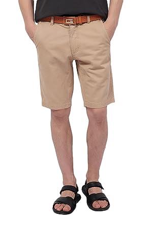 71f968896e8a Pau1Hami1ton Shorts Bermudas Homme Chino Pantacourt Coton PH-01 ...