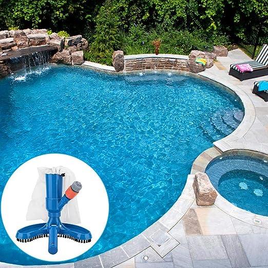 Pool SPA Pond Mini Jet Head Brush, Aspirador para Piscinas ...