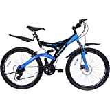Hero octane dtb v3 26T 21 speed bicycle( black/ blue)