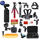 DJI Osmo Pocket Gimbal with 38-in-1 Action Bundle