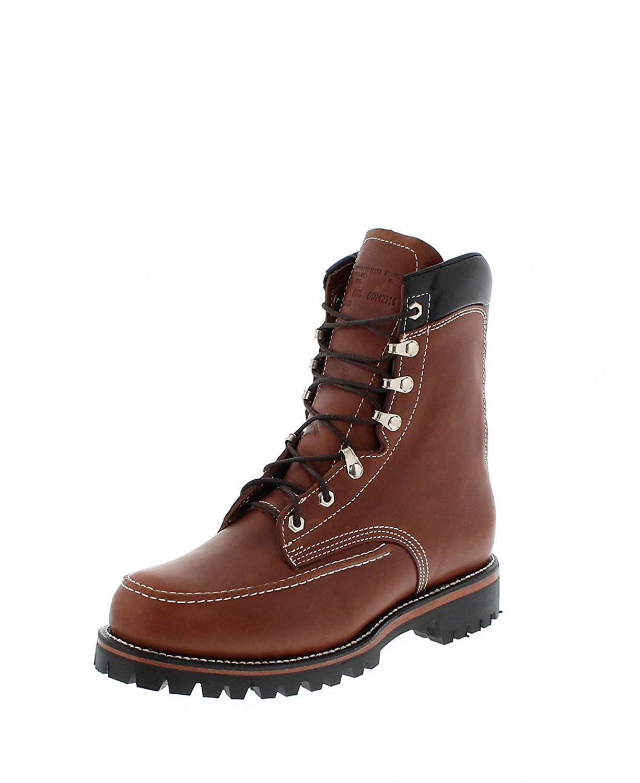 Chippewa 5154CHO Men's 1969 Original Kush N Kollara Boot B00J03JXTW 10.5 D(M) US|Chocolate