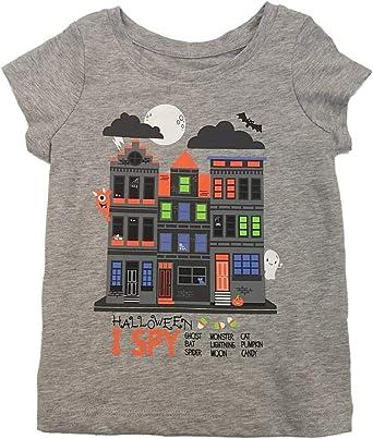 Girls Halloween T Shirt