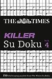 The Times Killer Su Doku 4: Bk. 4
