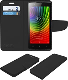 timeless design 1b8b9 af1f2 Scudomax Sc-0352 Flip Cover for Lenovo A2010: Amazon.in: Electronics