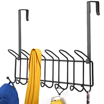 Amazon.com: Minggoo - Perchero de pared con gancho para ...