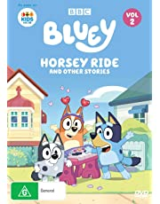 Bluey: Horsey Ride and Other Stories (Vol 2) (DVD)